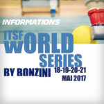 Affiche World Series by Bonzini 2017
